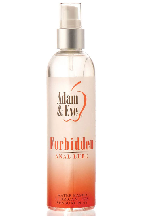 Water-Based Anal Lubricant (237ml)
