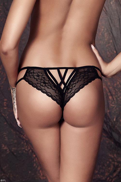 Lingerie - Anais Straps & Lace Panty