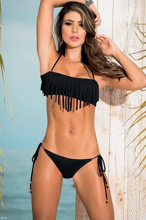 Lingerie - Mapale Swim & Beachwear On The Fringe Bikini