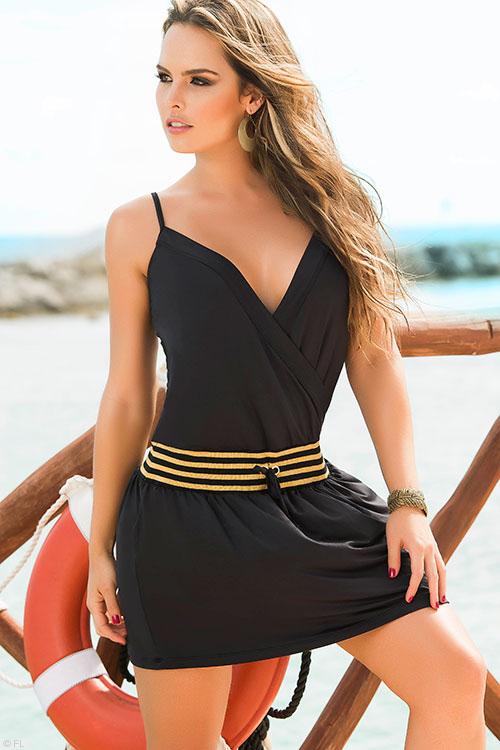 Lingerie - Mapale Swim & Beachwear Dazzling Sun Dress