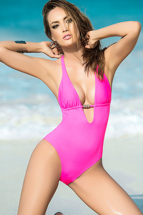 Lingerie - Mapale Swim & Beachwear One Piece Swimsuit
