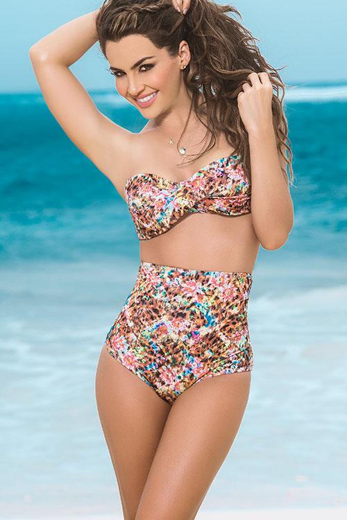 Lingerie - Mapale Swim & Beachwear Classic High Waist Panty