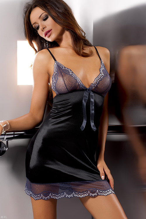 Lingerie - Casmir Ashley Luxurious Chemise
