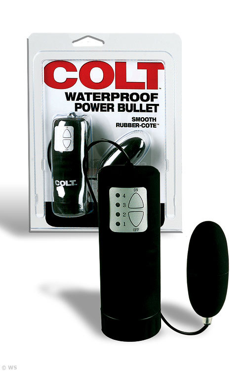 Waterproof Power Bullet