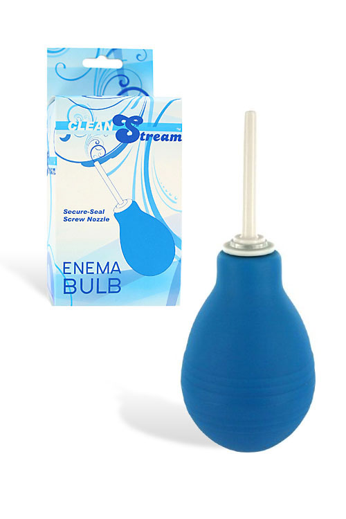 Essentials - CleanStream Enema Bulb