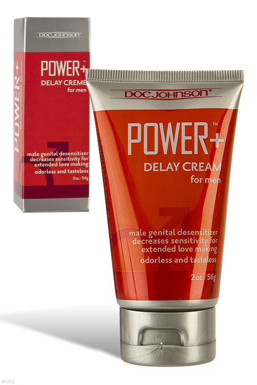 Power Delay Cream (2.oz)