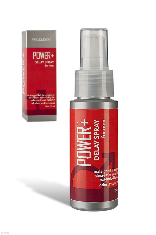 Power Delay Spray (59ml)