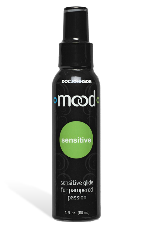 Mood Water-Based Sensitive Lubricant (4.oz)