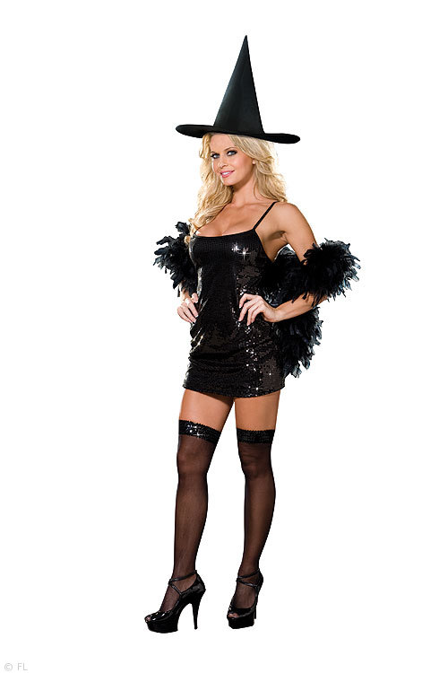 Costumes - Dreamgirl Witch Kit