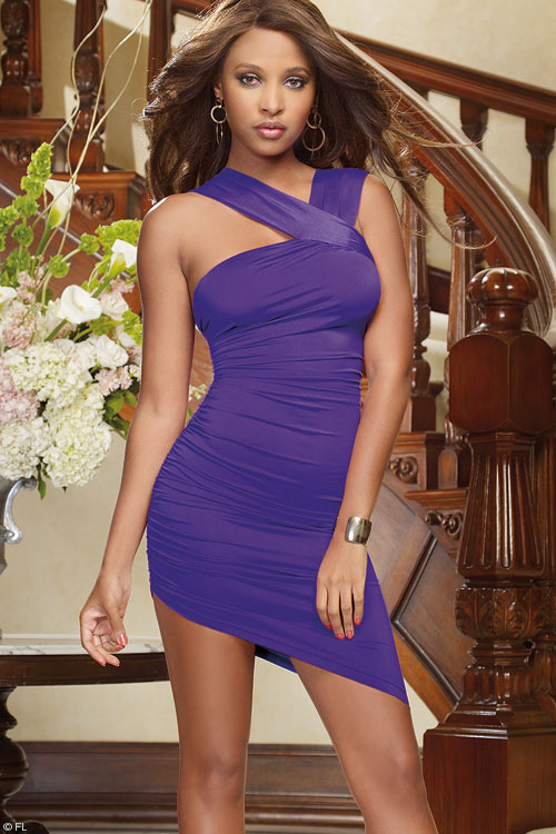 Lingerie - Dreamgirl Hypnotic Mini Dress