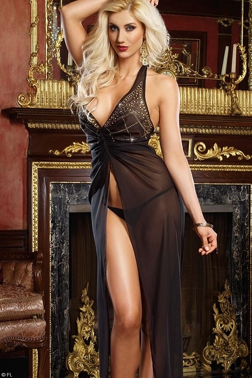 Lingerie - Dreamgirl Glamour Gown