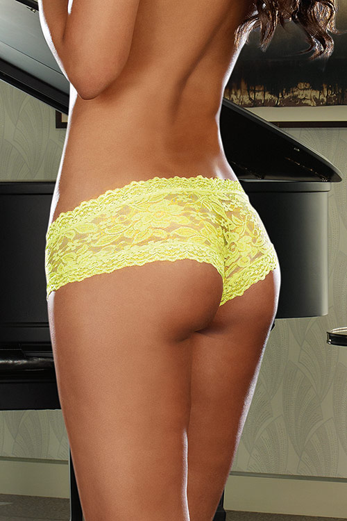 Lingerie - Dreamgirl Lace Panty