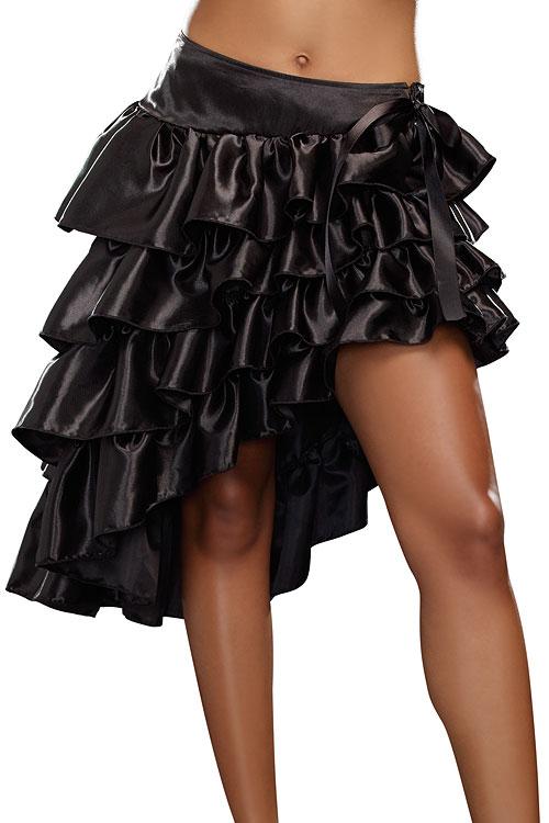 Lingerie - Dreamgirl Ruffle Skirt