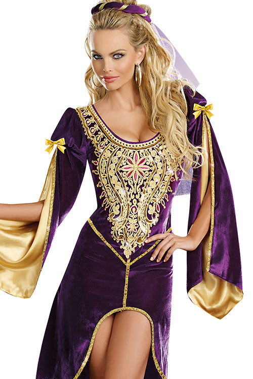 Costumes - Dreamgirl 2 Pce Queen of Thrones Costume