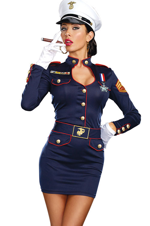 Costumes - Dreamgirl 4 Pce Sailor Costume
