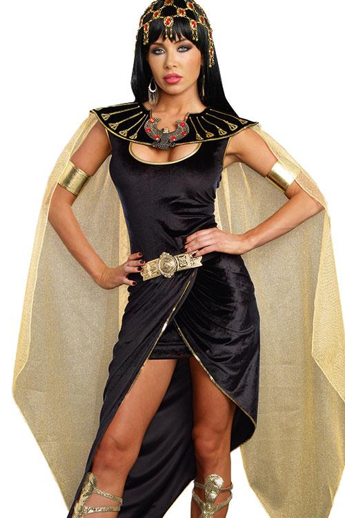 Costumes - Dreamgirl 3 Pce Cleo Costume