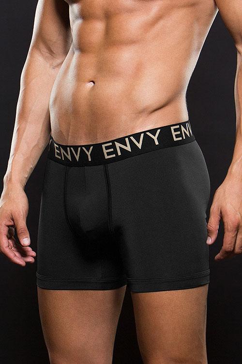 Lingerie - Envy Plush Microfibre Boxer