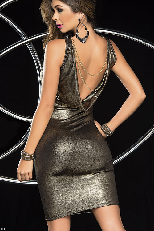 Lingerie - Mapale by Espiral Shakira Luxe Mini Dress