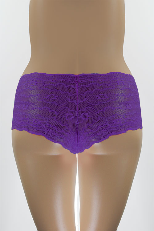 Lingerie - Mapale by Espiral Lace Boyshort