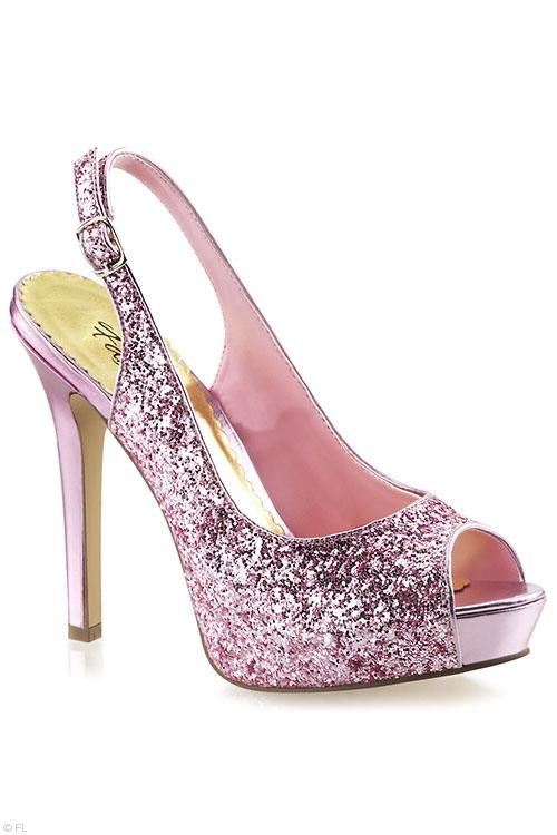 Footwear - Fabulicious 4 3/4