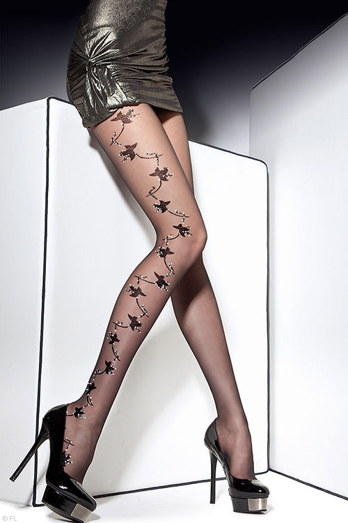 Lingerie - Fiore Mindy Pantyhose