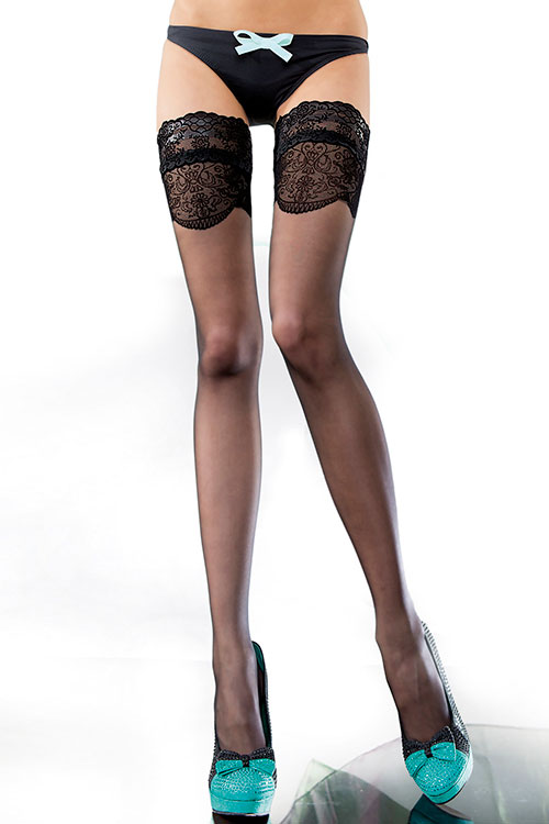 Lingerie - Fiore Josefa Thigh Highs