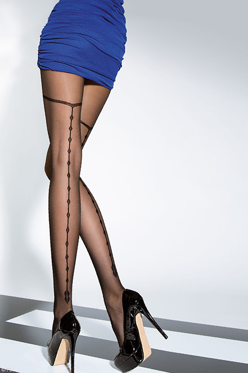 Lingerie - Fiore Loana Luxurious Pantyhose