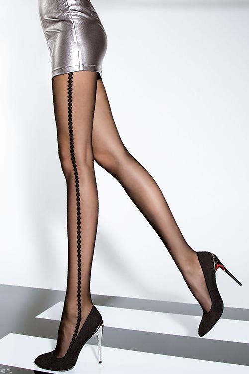 Lingerie - Fiore Redona Luxurious Pantyhose