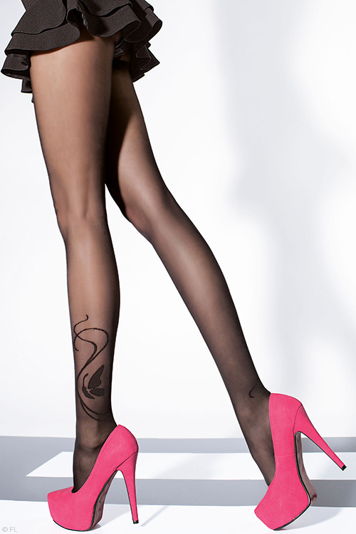 Lingerie - Fiore Stacy Luxurious Pantyhose