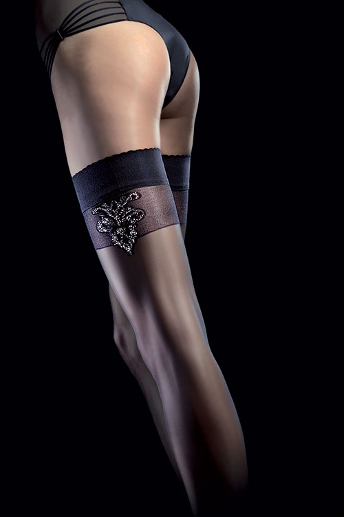 Lingerie - Fiore Electra Thigh Highs