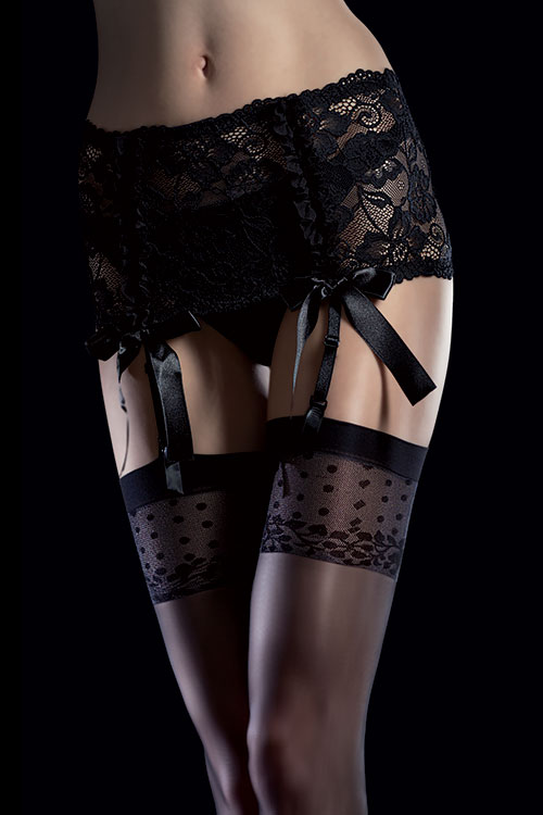 Lingerie - Fiore Bella Thigh Highs
