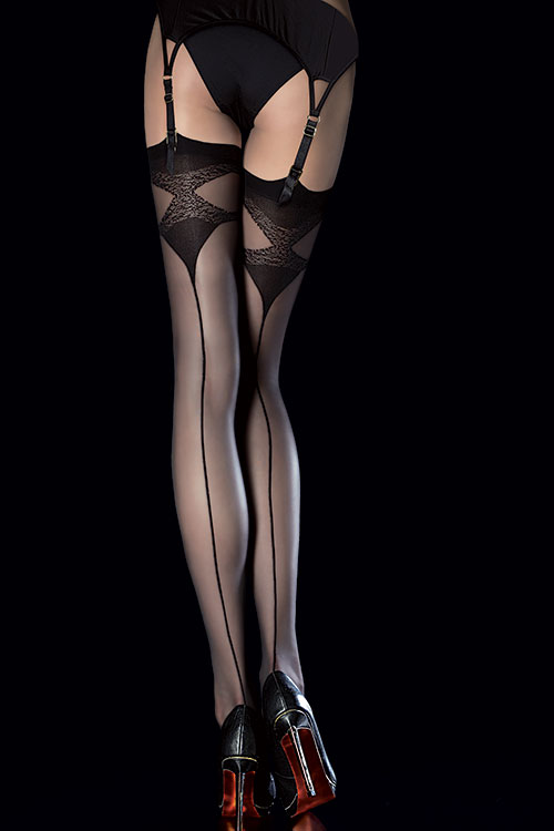 Lingerie - Fiore Luna Thigh Highs