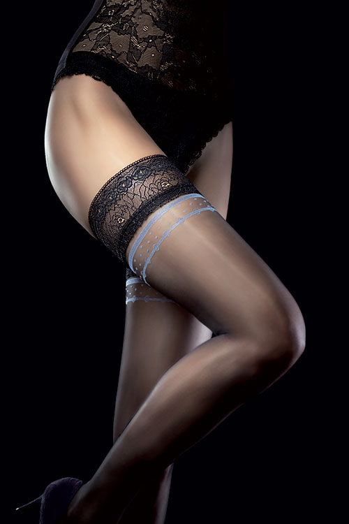 Lingerie - Fiore Milan Thigh Highs