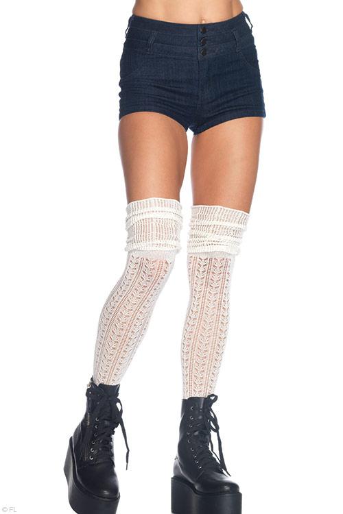 Lingerie - Leg Avenue Over the Knee Socks