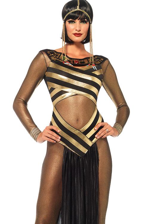 Costumes - Leg Avenue 2 Pce Cleopatra Costume