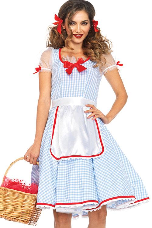 Costumes - Leg Avenue 2 Pce Dorothy Costume