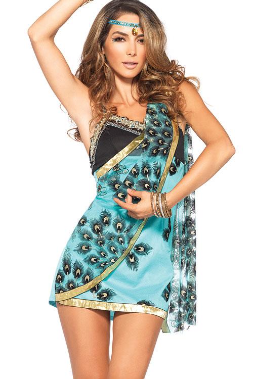 Costumes - Leg Avenue 2 Pce Sari Costume