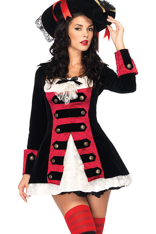 Costumes - Leg Avenue Pirate Costume