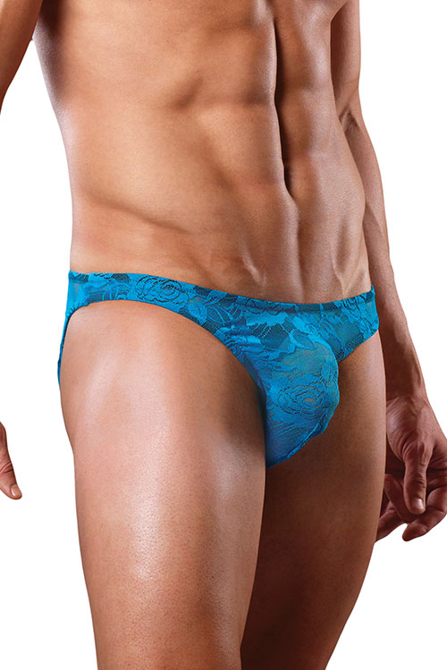 Lingerie - Male Power Lace Brief