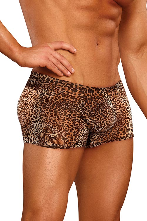 Lingerie - Male Power Animal Print Boxer