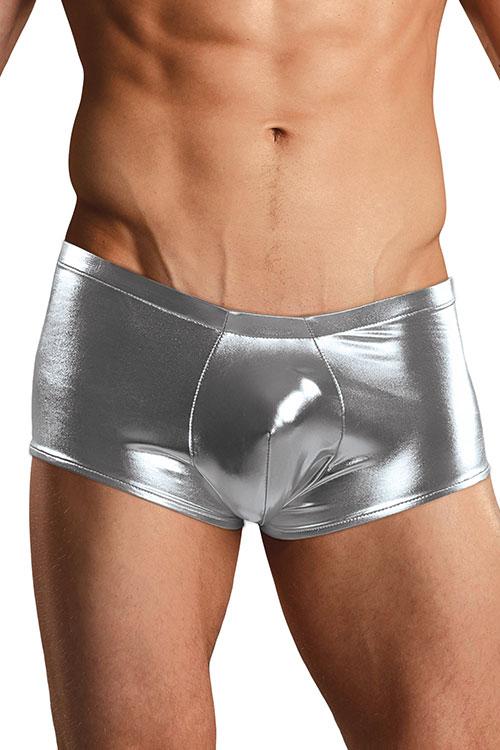 Lingerie - Male Power Metallic Boxer