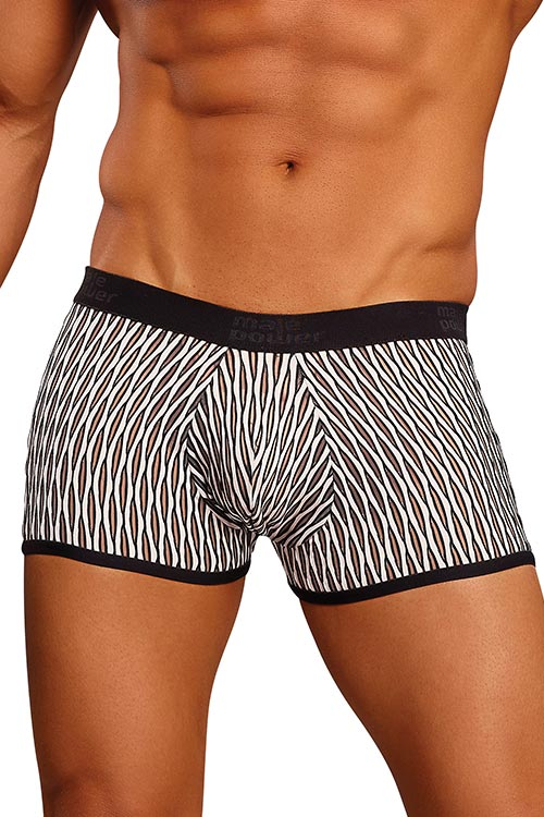 Lingerie - Male Power The Wave Boxer