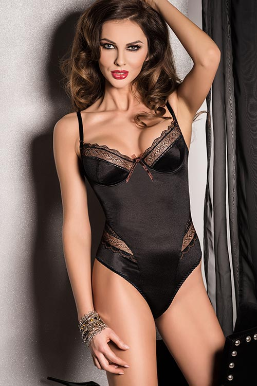 Lingerie - Passion Evane Luxurious Teddy