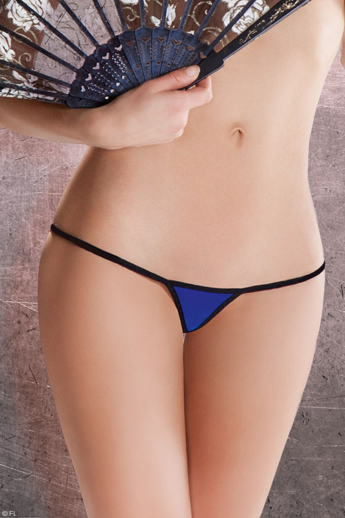 Lingerie - Passion Erotic  Zoe Micro Mini Thong