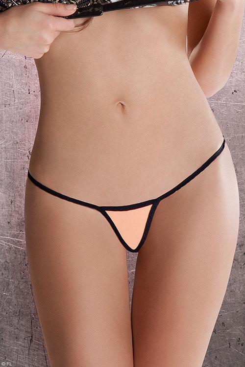 Lingerie - Passion Erotic  Zoe Micro Mini Thong