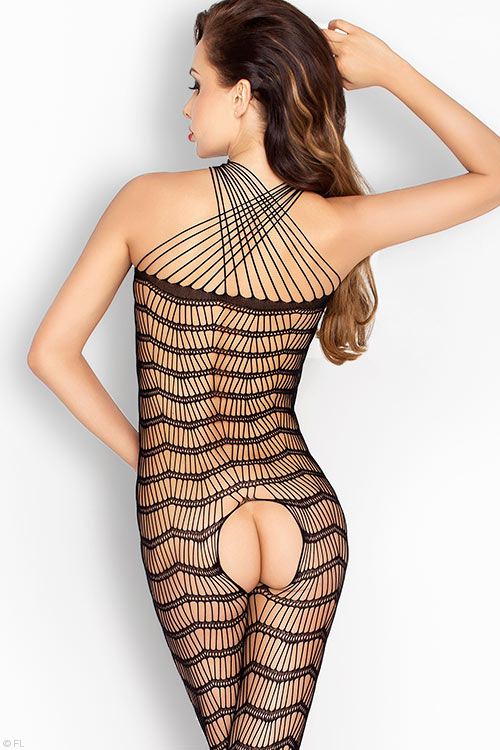 Lingerie - Passion Erotic Strings Attached Bodystocking