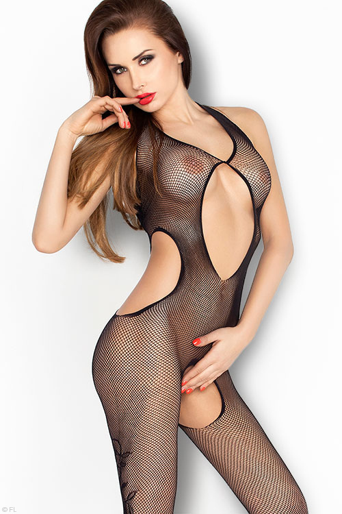 Lingerie - Passion Erotic Fishnet Bodystocking