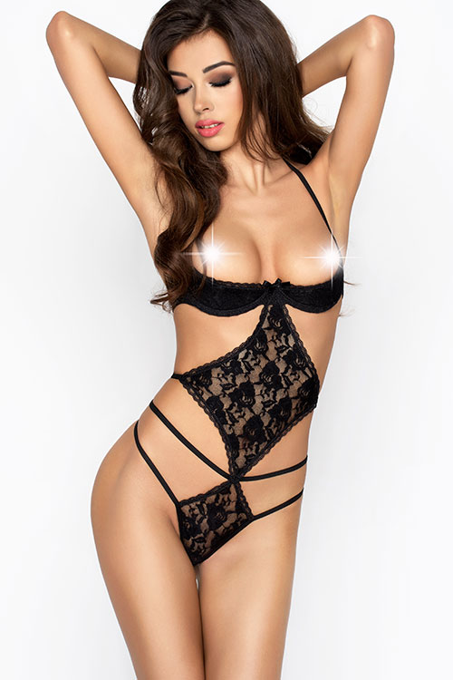 Lingerie - Passion Erotic Adara Lace Teddy