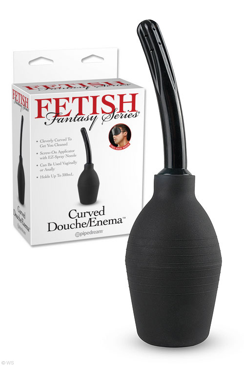 Curved Douche / Enema