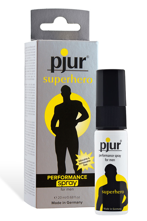 Superhero Performance Spray (20ml)